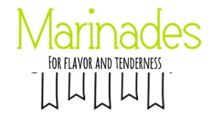 marinades(copy)