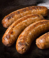 Veal Lemon & Oregano Sausage (500gm)