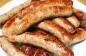 Chicken Kaffir Lime sausages 500gm