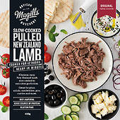 Pulled NZ Lamb, Gluten Free 200gm
