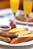 Breakfast Pork Sausages (1kg)